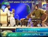 Pehchan Ramzan - Sehar Transmission - part 13 - 28th July 2012 - 8th Ramzan