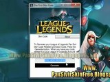 Download League of Legends Pax Sivir Skin Code Free