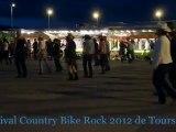 Footloose - Festival Country Bike Rock de Tours 2012