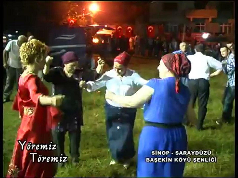 Yöremiz Töremiz - Sinop Saraydüzü Başekin Köyü Şenliği 2.Bölüm