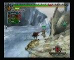 Monster Hunter Tri [11]  Un peu de fraicheur avec le Barioth