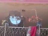 Syria فري برس درعا خربة غزالة   آثار الدمار الذي خلفه القصف المدفعي   الاثنين 23 7 2012 جـ7 Daraa