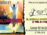 LECCIÓN 5 - LUNES 30 DE JULIO 2012 - EL CARÁCTER DE LOS APÓSTOLES