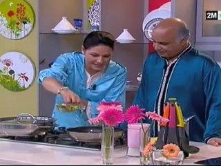 choumicha abderrahim souiri ramadan 2012 recette épaule de mouton à la tomate confite