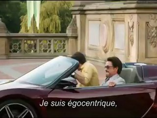 Iron Man - Spot TV Iron Man (English st Français)