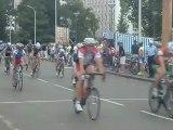 Course de Liancourt dimanche 29 Juillet 2012 - Arrivée des 2èmes catégorie.