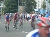 Course de Liancourt dimanche 29 Juillet 2012 - Arrivée des 3èmes categorie