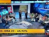 Referendum in Romania - USL(Ora 24.45 - 29.Iulie.2012)