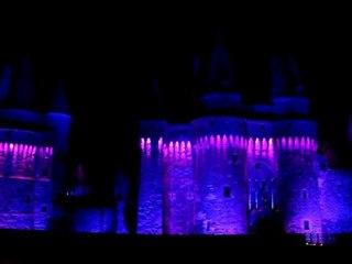 Chateau de Vitré en lumières