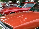 1968 Dodge Charger - Look at that Grill. Nice classic car. Orange seems to work best for this car.