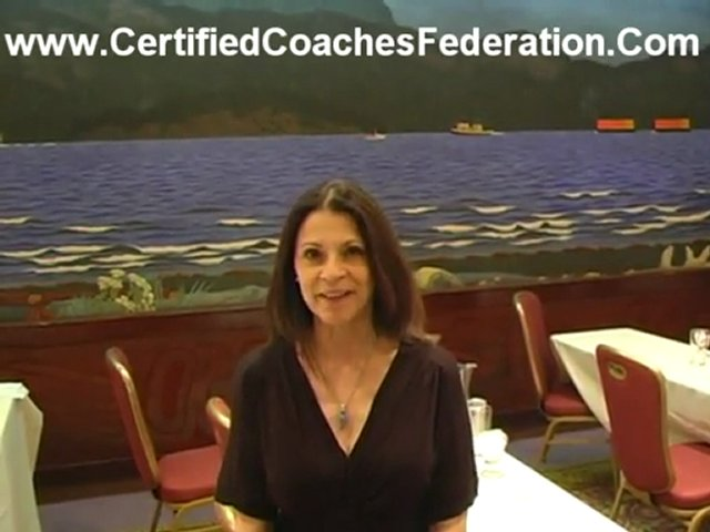 Life Coach Training with the Certified Coaches Federation