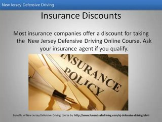 Online Defensive Driving Course Nj >> Facts About Nj Defensive Driving School Advantages And Pointers