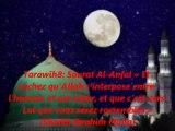 Tarawih8 : Sourat Al-Anfal : « Et sachez qu'Allah s'interpose entre l'homme et son cœur, et que c'est vers Lui que vous serez rassemblés »  {Cheikh Ibrahim Mulla}