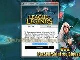 Download League of Legends Pax Sivir Skin Code