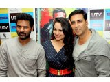 Akshay Kumar Sonakshi Sinha Starrer Rowdy Rathore Now On DVD! - Bollywood Hot