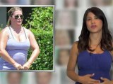 CelebrityBytes: Former Baywatch Babe Nicole Eggert Working Off Her Weight Gain