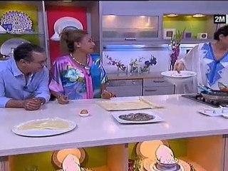 Recette De Pastillas à Base De Poissons Et Légumes