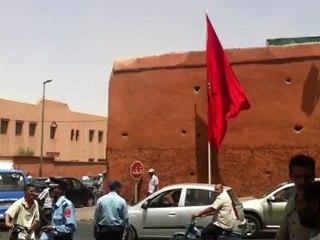 www.kech24.com محاولة انتحار امام الاقامة الملكية بمراكش