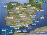 Precipitaciones en noroeste y sol en resto de España