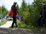Einrad Downhill - Salzkammergut Trophy 2012