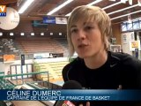 Basket : Céline Dumerc, l'alter ego féminin de Tony Parker
