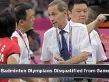 8 Badminton Players Banned at Olympics