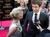 Robert Pattinson at Reese Witherspoon's