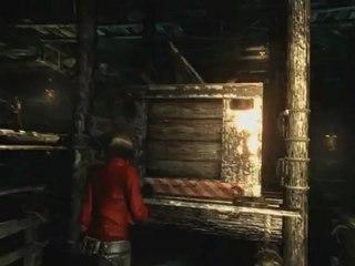 Forest Cemetery Gameplay - Ada Wong de Resident Evil 6