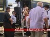 Embarquement à bord de l'Orient Express (Vendée)