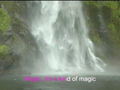 """""""It's a kind of magic"""" Queen // Karaoké"""