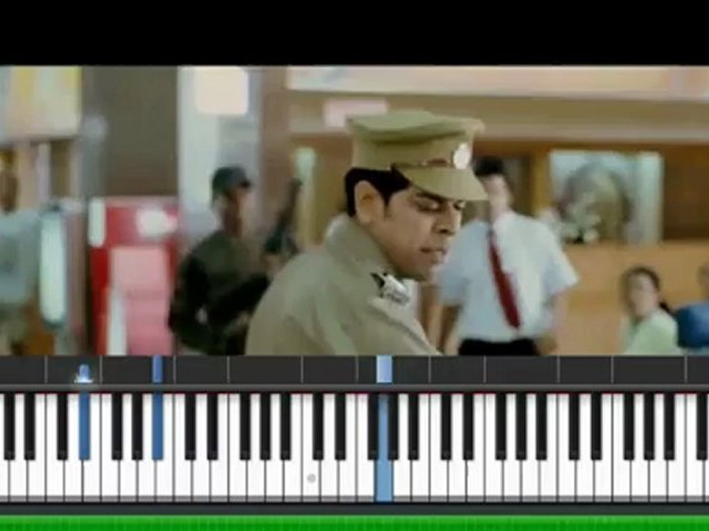 Piano Cover Song Kahin Toh Hogi Doe Software
