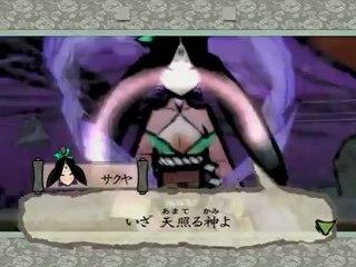 Amaterasu's rebirth de Okami HD