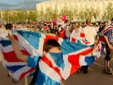 Chris Hoy's historic Olympic win: Team GB fans react