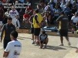 Demi-finales Sport-Boules France Quadrettes Sport-Boules 2012 à Vichy