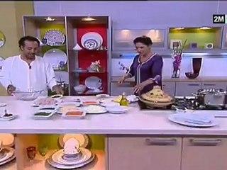 ramadan 2012 tajine choumicha said moskir recette poisson sole légumes