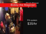 Bobby the Magician's prices are 75% less than many Vancouver-area magicians