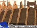 Une maison écologique pour le tourisme (Troyes)