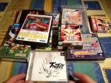 Kinikuman77 vous presente le deballage d'un colis de jeux Jap a petit prix.
