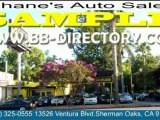 car dealer studio city, Used Vehicles studio city,