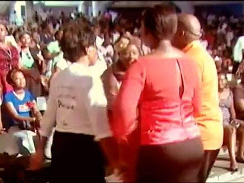 Pasteur Mohammed Sanogo - Célébration 7/9