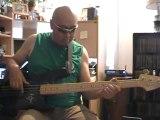 Slave to the Rythms Grace Jones  basscover Bob Roha