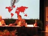 Michel Collon en conférence à montréal / les 5 principes de la propagande de guerre
