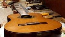 A la rencontre de ... Liberto Planas, Maître Luthier à Paris Montmartre (1)