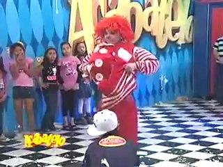 Rayita enseña las bubis