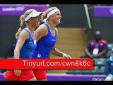 Final Women's Doubles Tennis London Olympics 2012 Live Streaming | Serena Williams /  Venus Williams vs Andrea Hlavacova / Lucie Hradecka Women's Doubles Tennis Final London Olympics 2012 Live Streaming