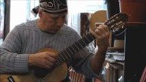 A la rencontre de... Liberto Planas, Maître Luthier à Paris Montmartre (1)