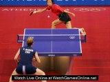 watch London Olympics Table Tennis online