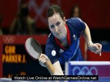 watch London Olympics Table Tennis live streaming