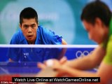 watch Summer Olympics Table Tennis internet live on pc
