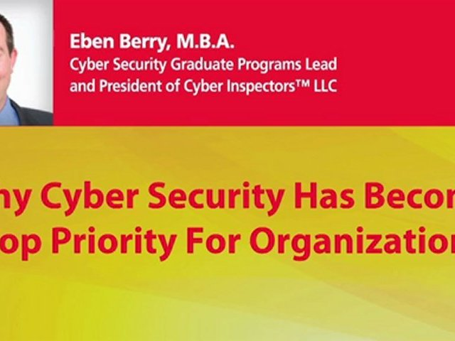 Why Cyber Security Has Become a Top Priority For Organizations
